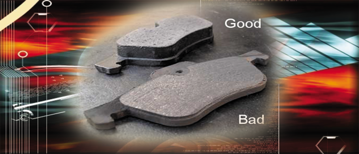 Replace Bad Brake Pads